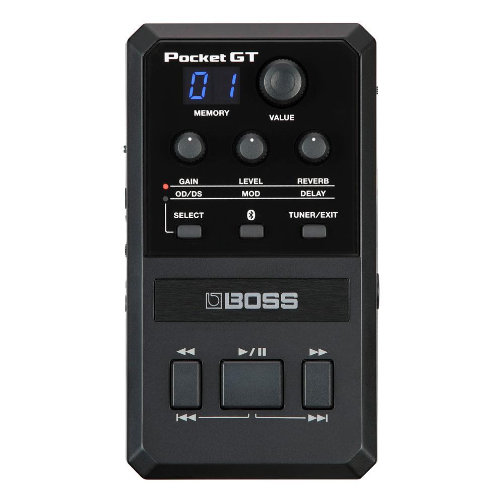 BOSS Pocket GT 正面