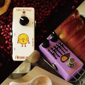 Effects BakeryからミニサイズでシンプルなDI「An Bread DI」と5バンドグラフィックEQ「Choco Cornet EQ」が登場!