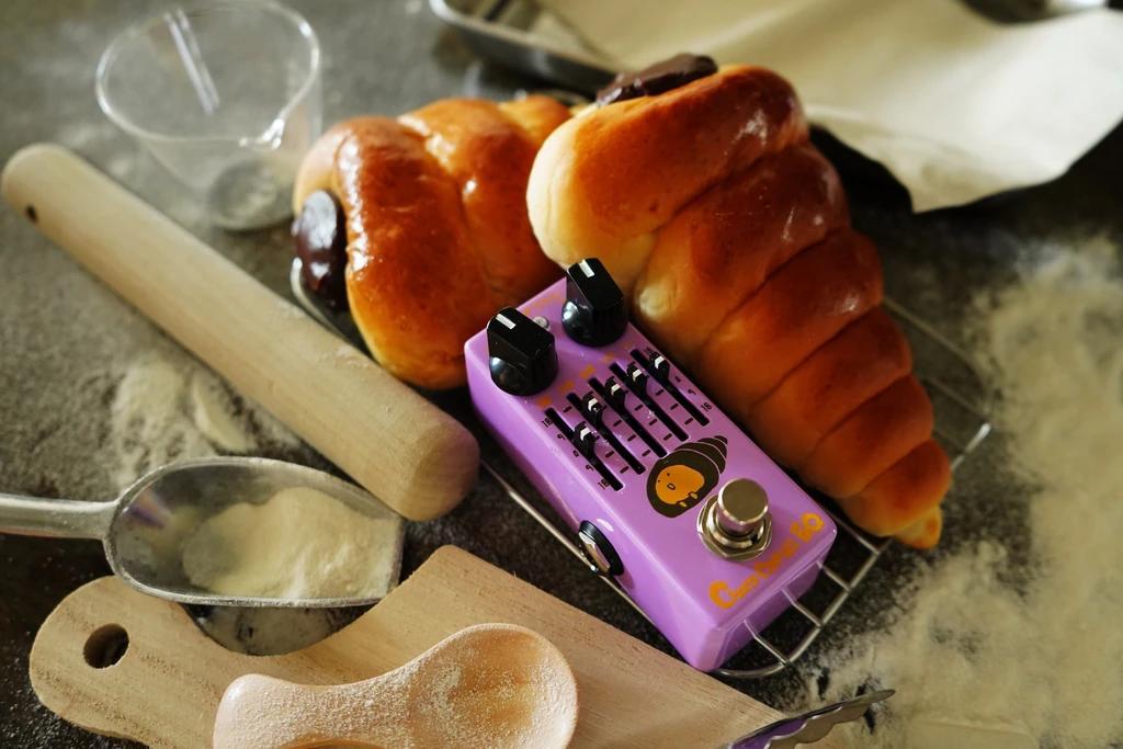 Effects Bakery Choco Cornet EQ イコライザー ギターエフェクター