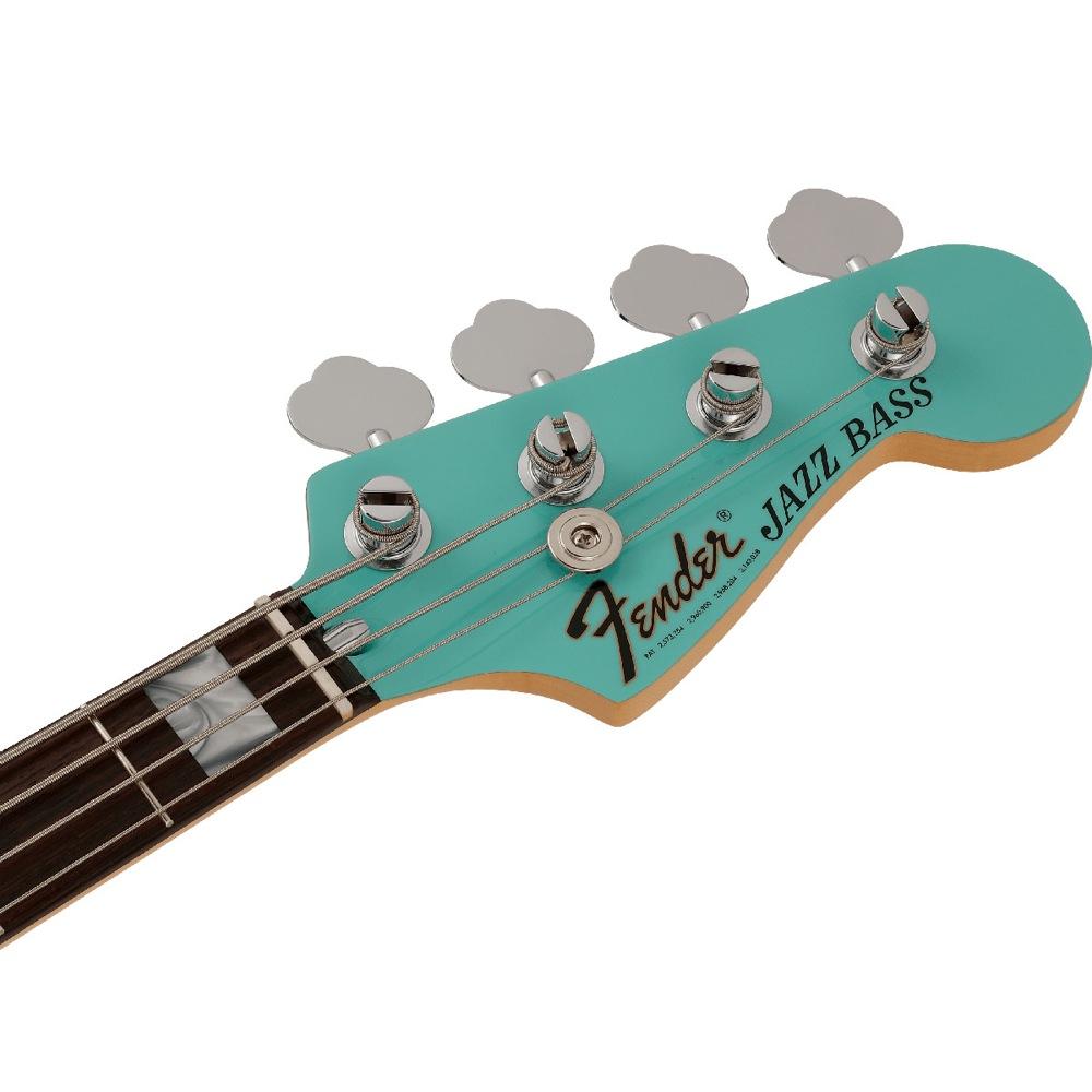 Fender Jino Jazz Bass RW SFMG 日野賢二 JINO シグネイチャー エレキベース ヘッド
