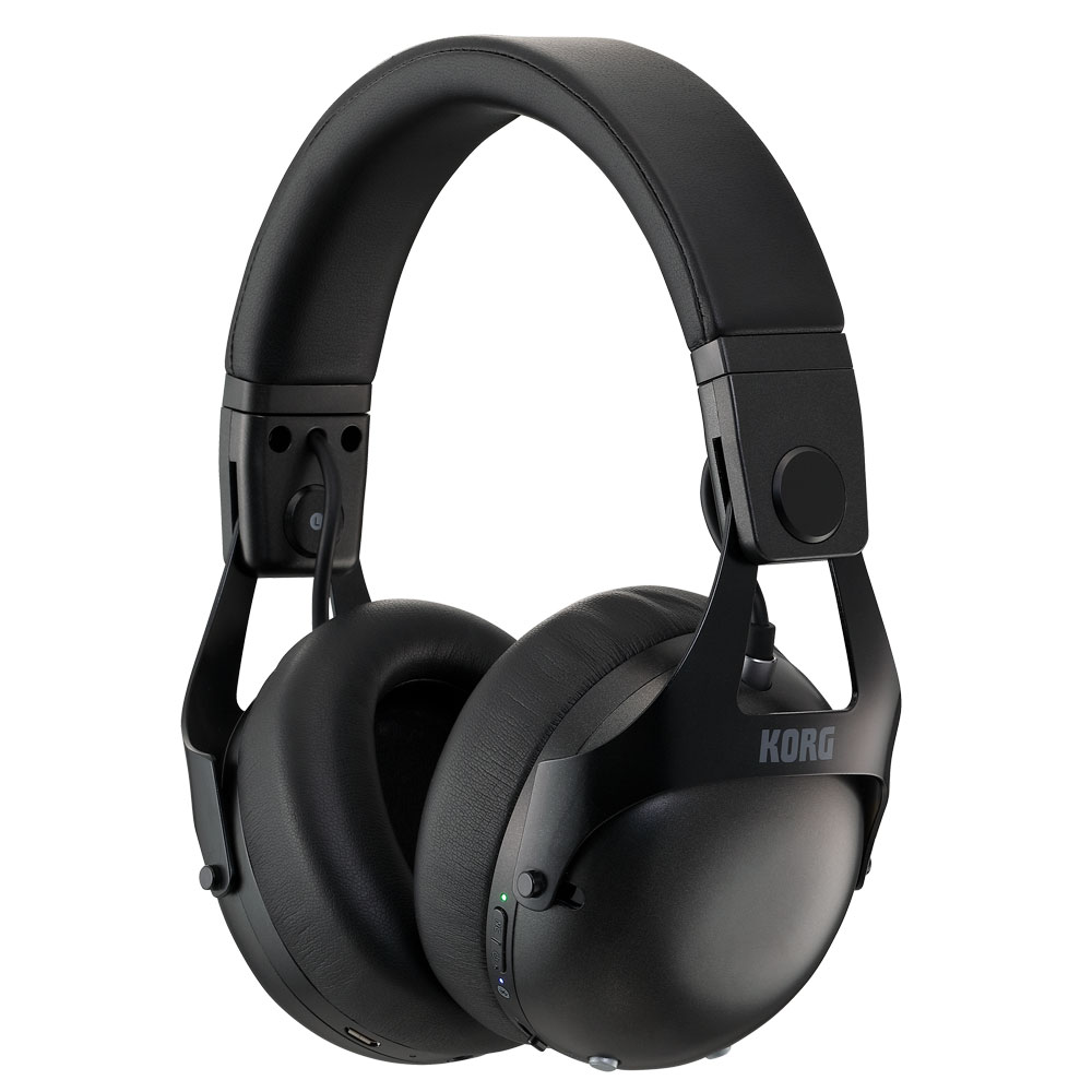 KORG NC-Q1 Bluetooth対応 ワイヤレスヘッドホン