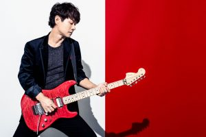 Fender Michiya Haruhata Stratocaster Trans Pink 春畑道哉モデル 新カラー登場