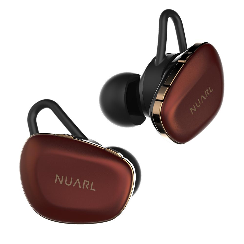 NUARL N6PRO-RC N6 Pro HDSS トゥルーワイヤレスイヤホン レッドカッパー