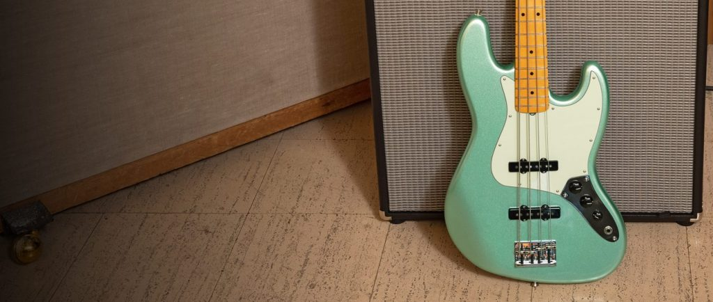 Fender American Professional II ジャズベース
