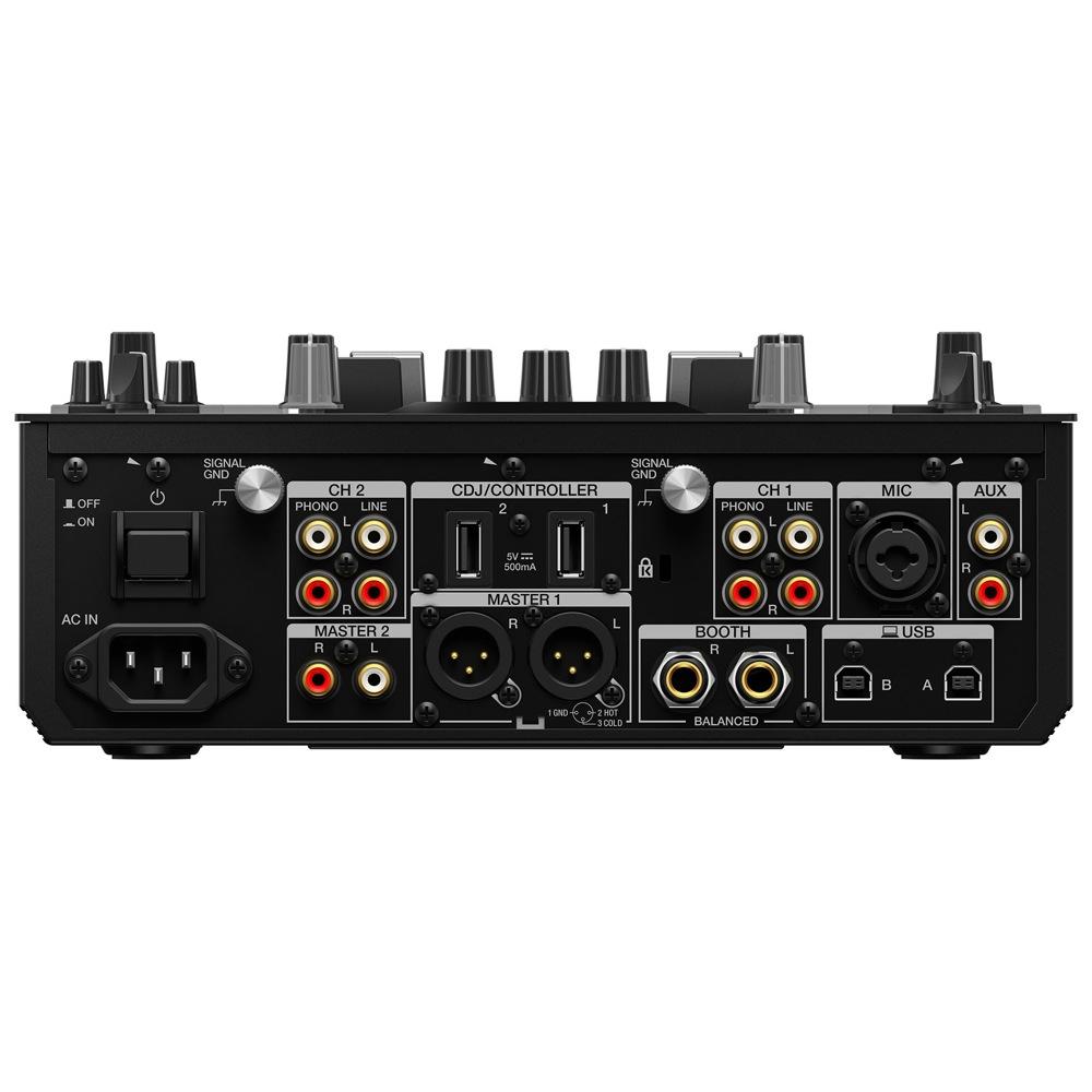 Pioneer DJM-S11 DJミキサー プロフェッショナル向け スクラッチスタイル 2ch