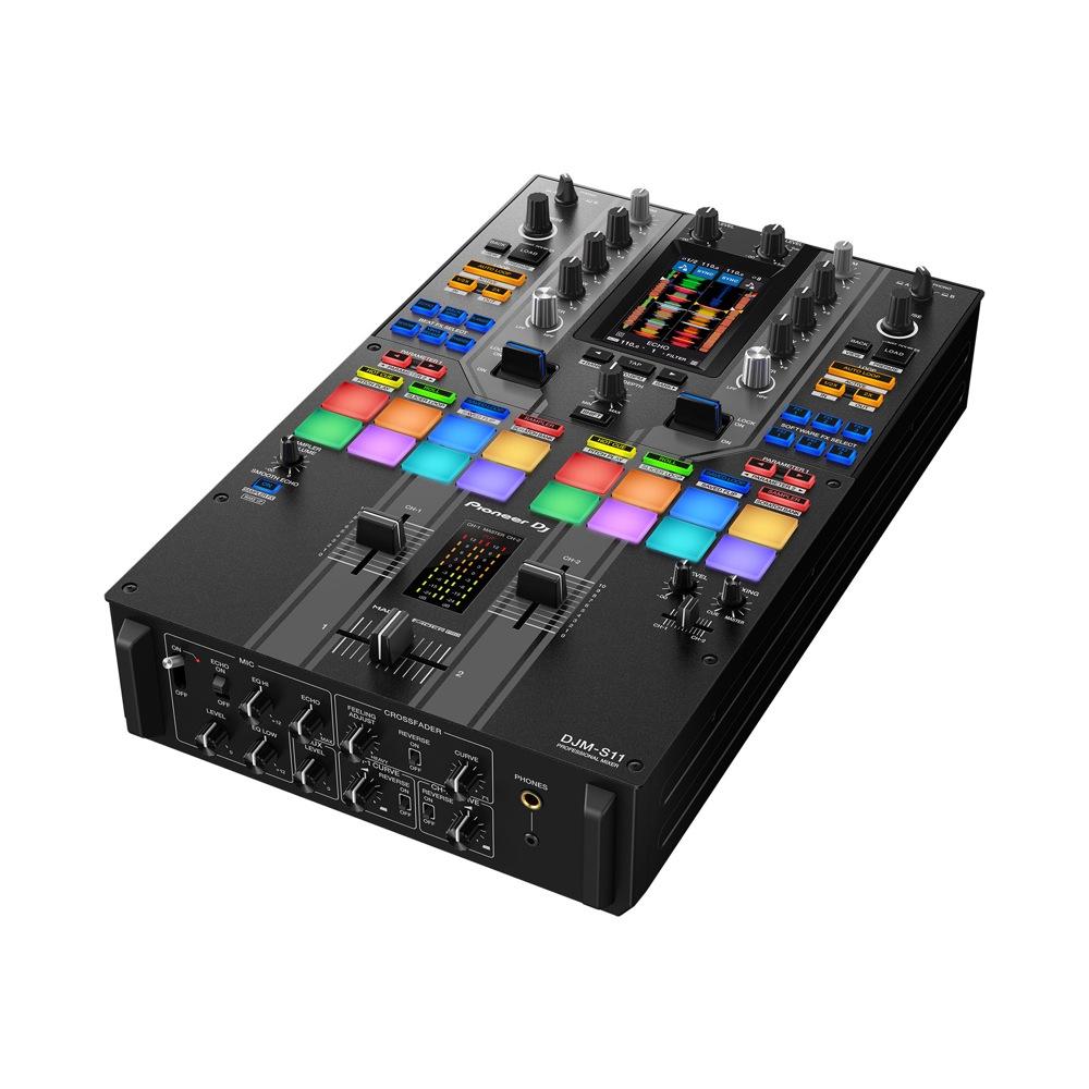 Pioneer DJM-S11SE DJミキサー プロフェッショナル向け スクラッチスタイル 2ch Special edition