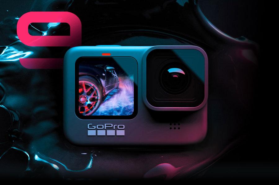 5Kビデオと20MP写真の撮影が可能なゴープロ最新モデル『HERO9 Black』が発売!