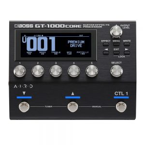 BOSS GT-1000CORE Guitar Effects Processor マルチエフェクター 正面・全体像