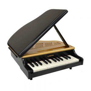 お子さまの初めてのピアノにおすすめ!カワイのミニグランドピアノがより弾きやすく、よりクリアな音になって登場!