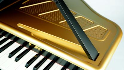 KAWAI 1191 ミニグランドピアノ