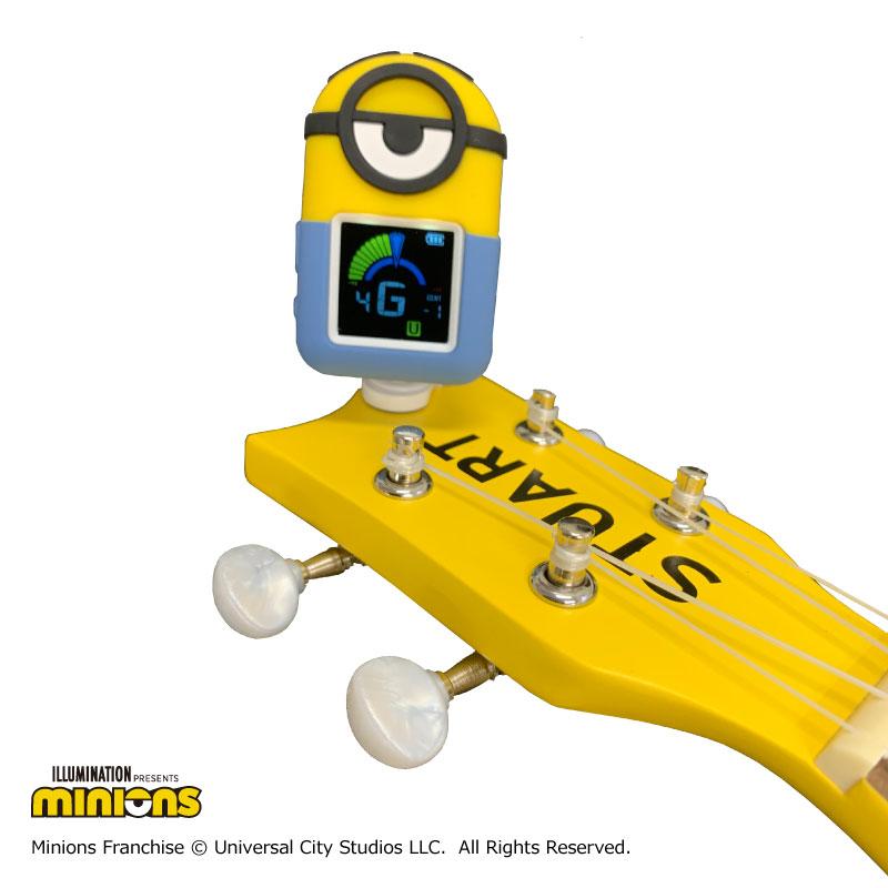 KIWAYA TM-877 TUNER MINIONS ミニオンズチューナー 充電可能