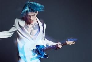 日本が世界に誇るスーパーギタリスト、MIYAVIの日本製新シグネイチャーTelecasterが登場!