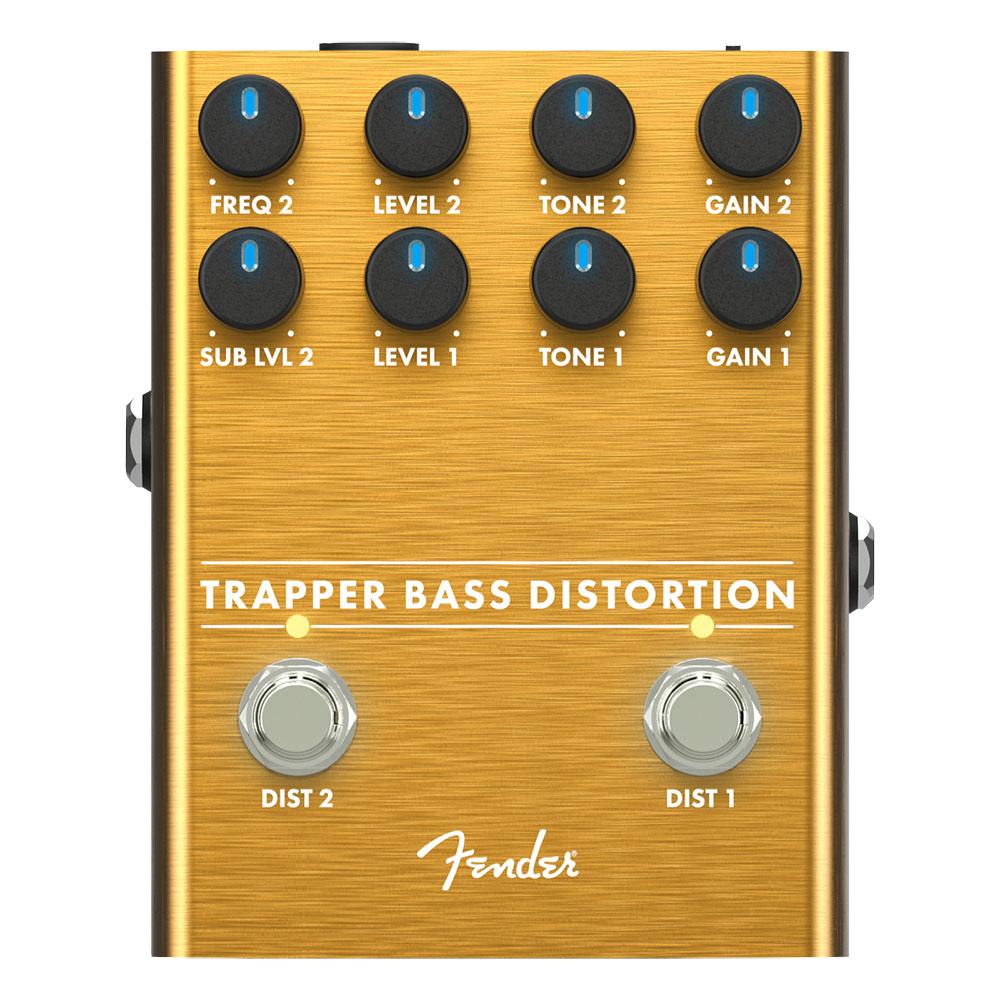 Fender Fender Trapper Bass Distortion ディストーション ベースエフェクター