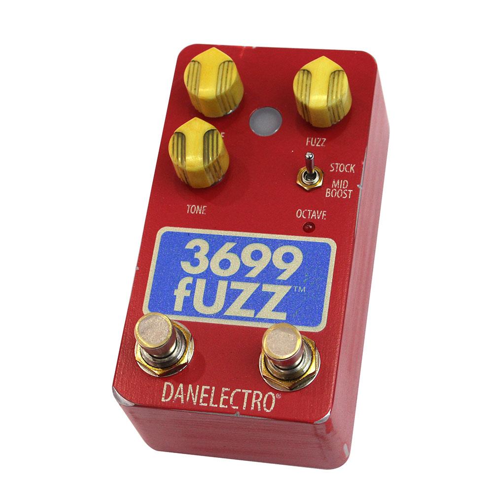 Danelectro LTD 3699 fUZZ TF-LE オクターブファズ ギターエフェクター Limited Edition