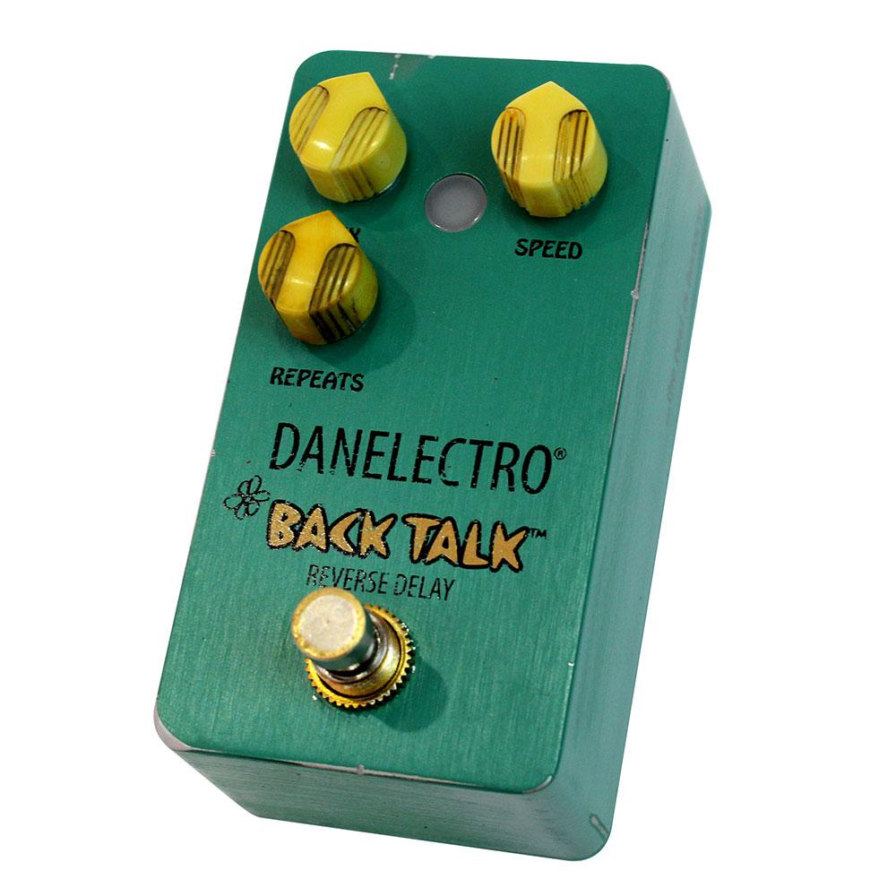 Danelectro LTD BACK TALK Reverse Delay BAC-LE ギターエフェクター Limited Edition
