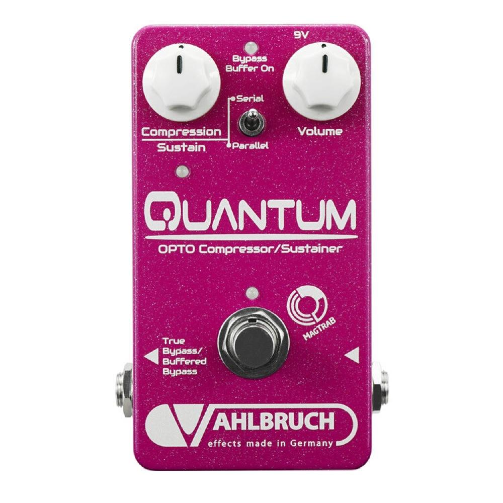 VAHLBRUCH Quantum コンプレッサー エフェクター