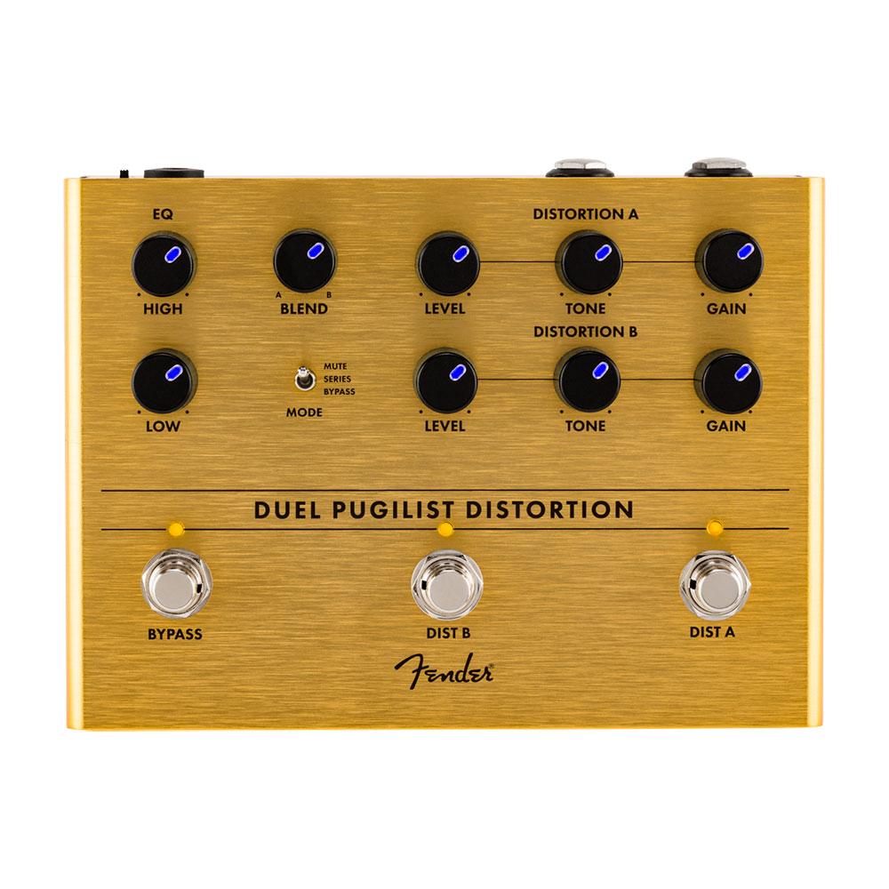 Fender Duel Pugilist Distortion ディストーション