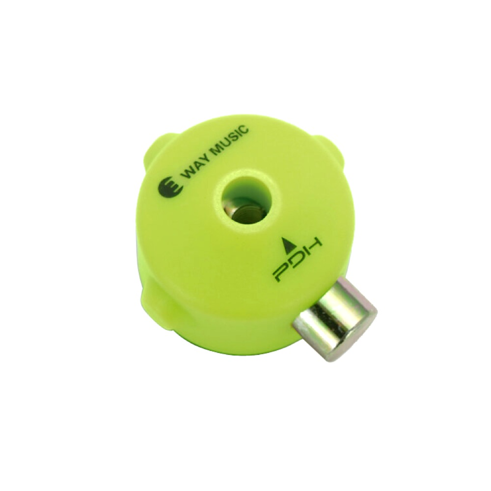 PDH Cymbal Quick-release System CBB-K2 Green シンバルナット 2個セット