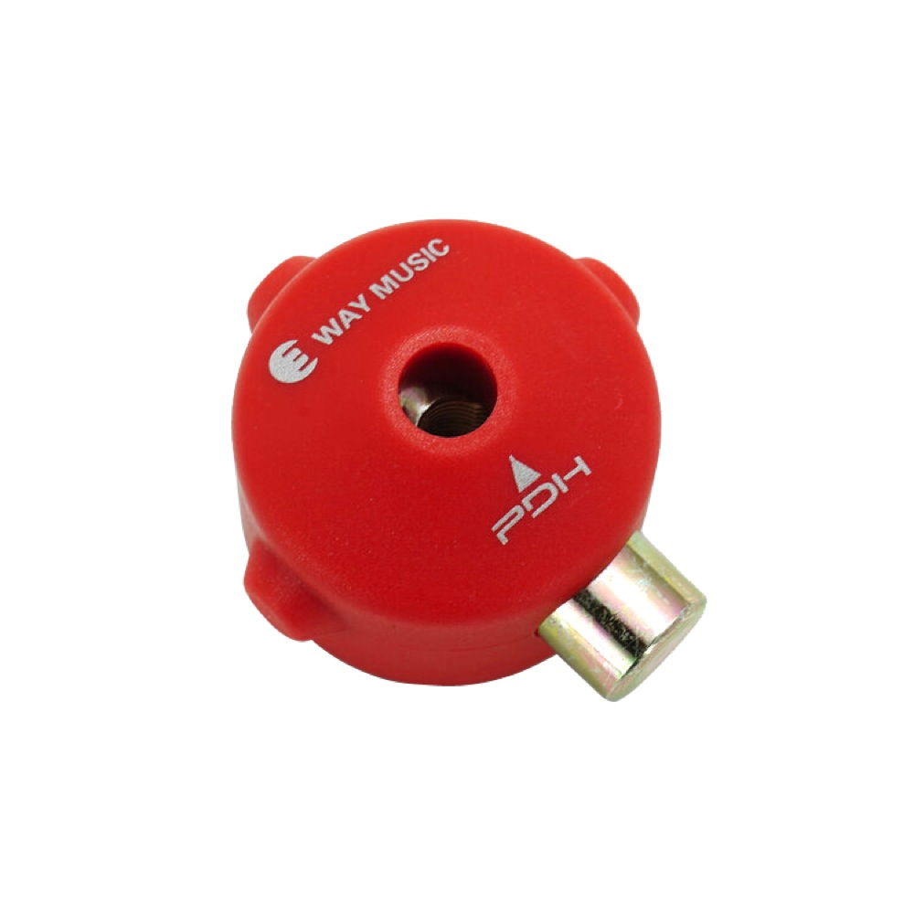 PDH Cymbal Quick-release System CBB-K2 Red シンバルナット 2個セット