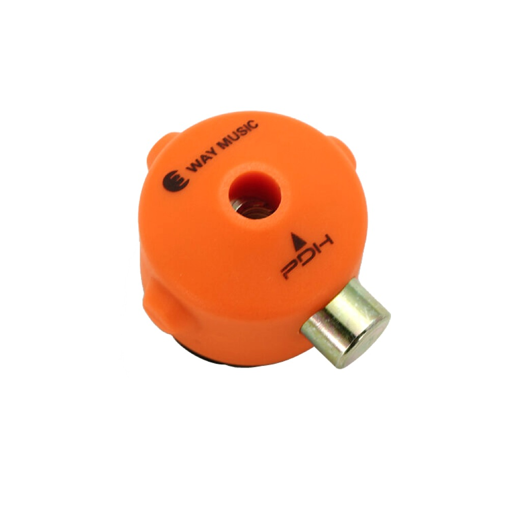 PDH Cymbal Quick-release System CBB-K2 Orange シンバルナット 2個セット