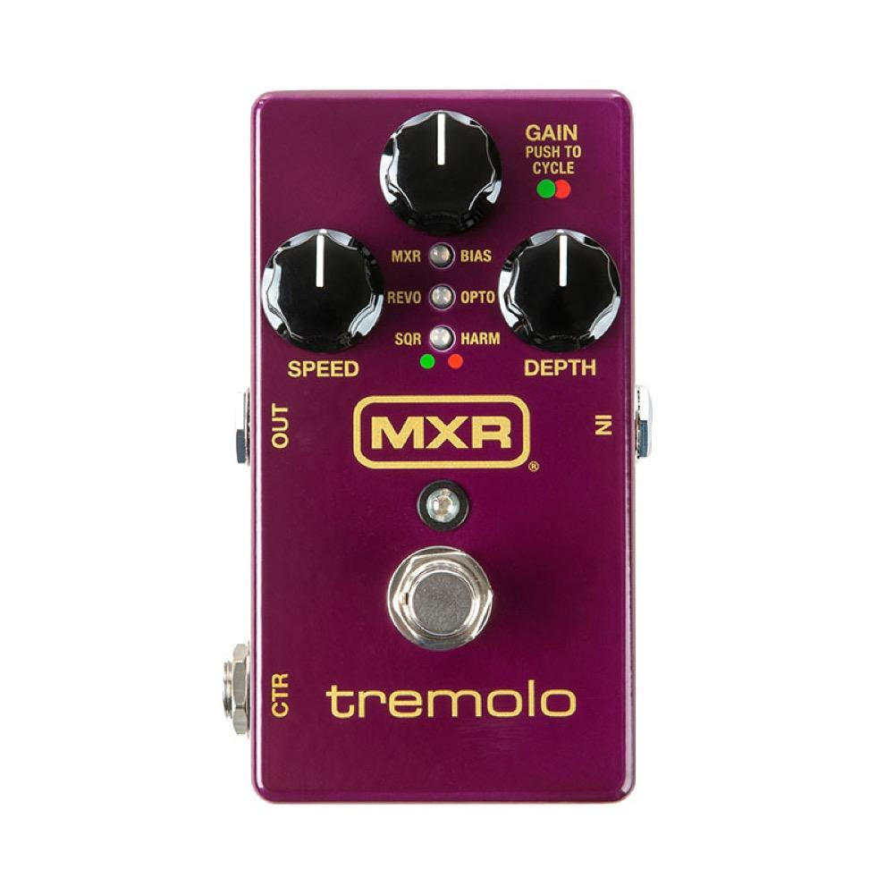 MXR M305 TREMOLO トレモロ ギターエフェクター