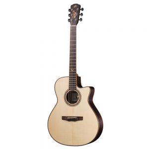 モーリスギターから日本フィンガーピッキング界の巨匠打田十紀夫氏の新シグネチャーモデル SC-32U 発売開始