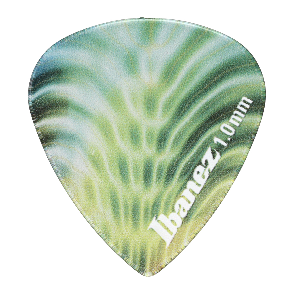 IBANEZ(アイバニーズ) CP16H-P7 KALEIDO 1.0mm ギターピック