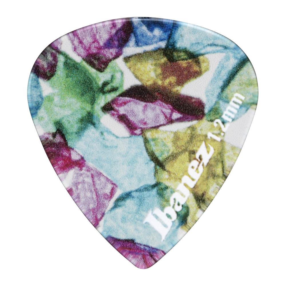 IBANEZ(アイバニーズ) CP16XH-P8 KALEIDO 1.2mm ギターピック