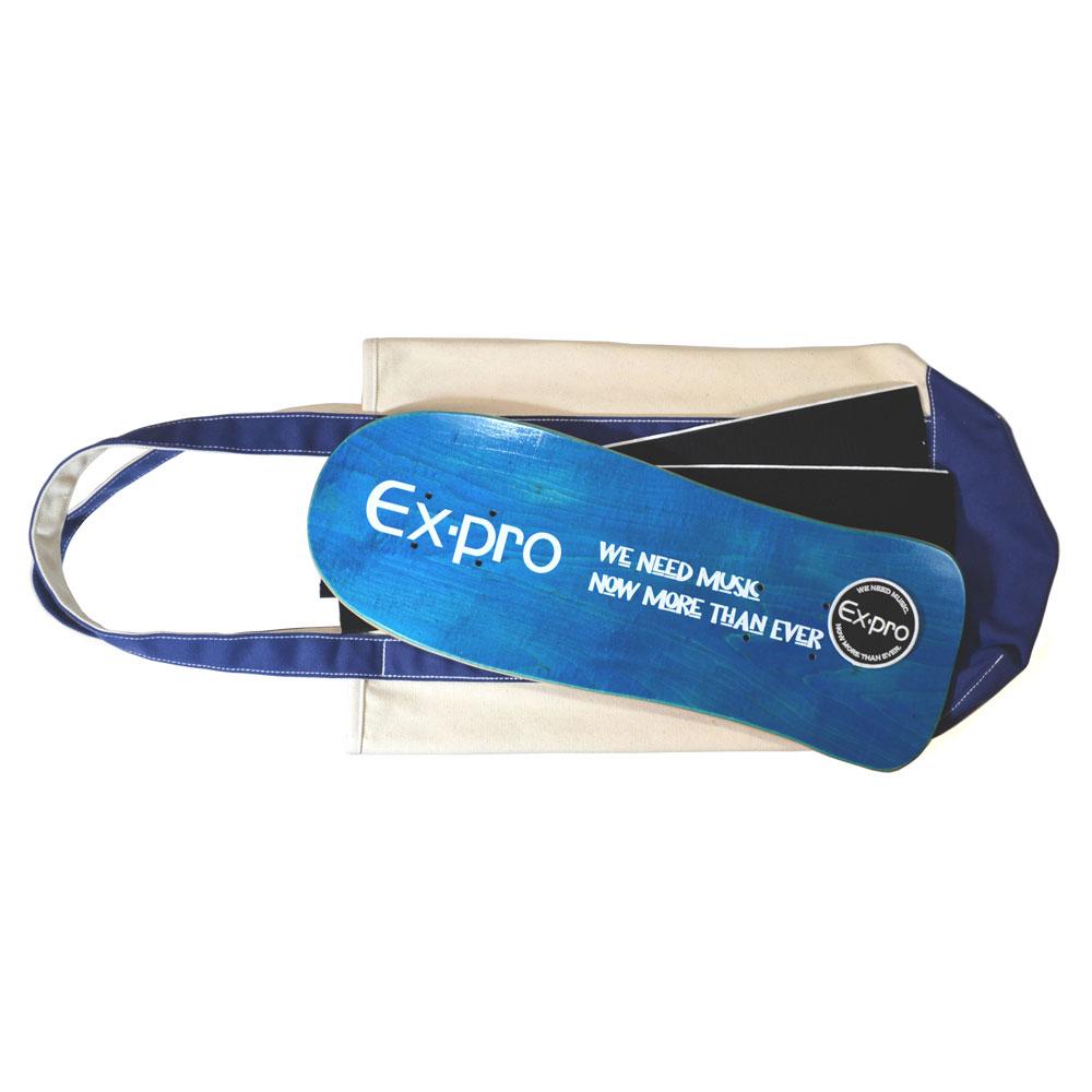 EX-PRO SKB-1 スケートボード型 ペダルボード イーエクスプロ