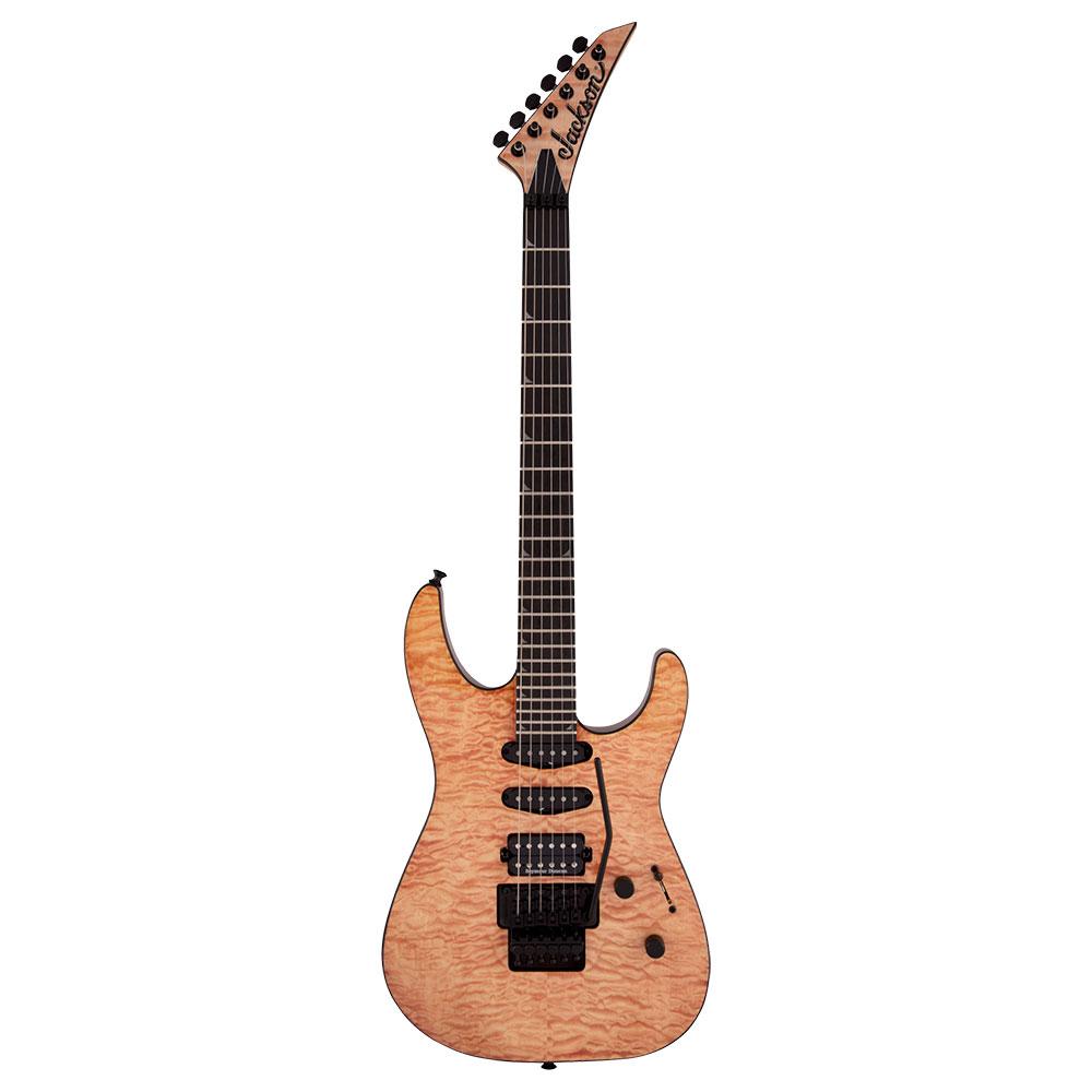 Jackson Pro Series Soloist SL3Q MAH Blonde