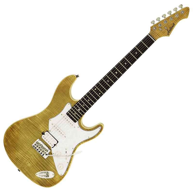 AriaProII 714-AE200 YG エレキギター Aria Evergreen アリアプロ2 アリア エバーグリーンシリーズ