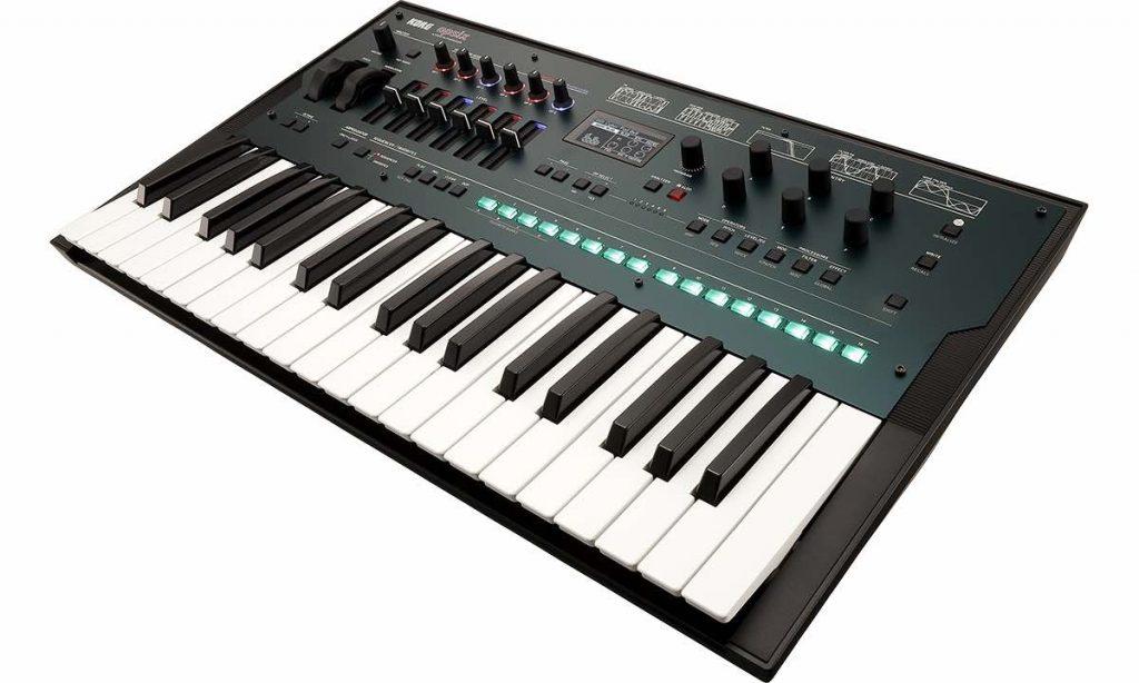 常識を打ち破る、FMシンセの新定義 KORG opsix FM Synthesizer 登場