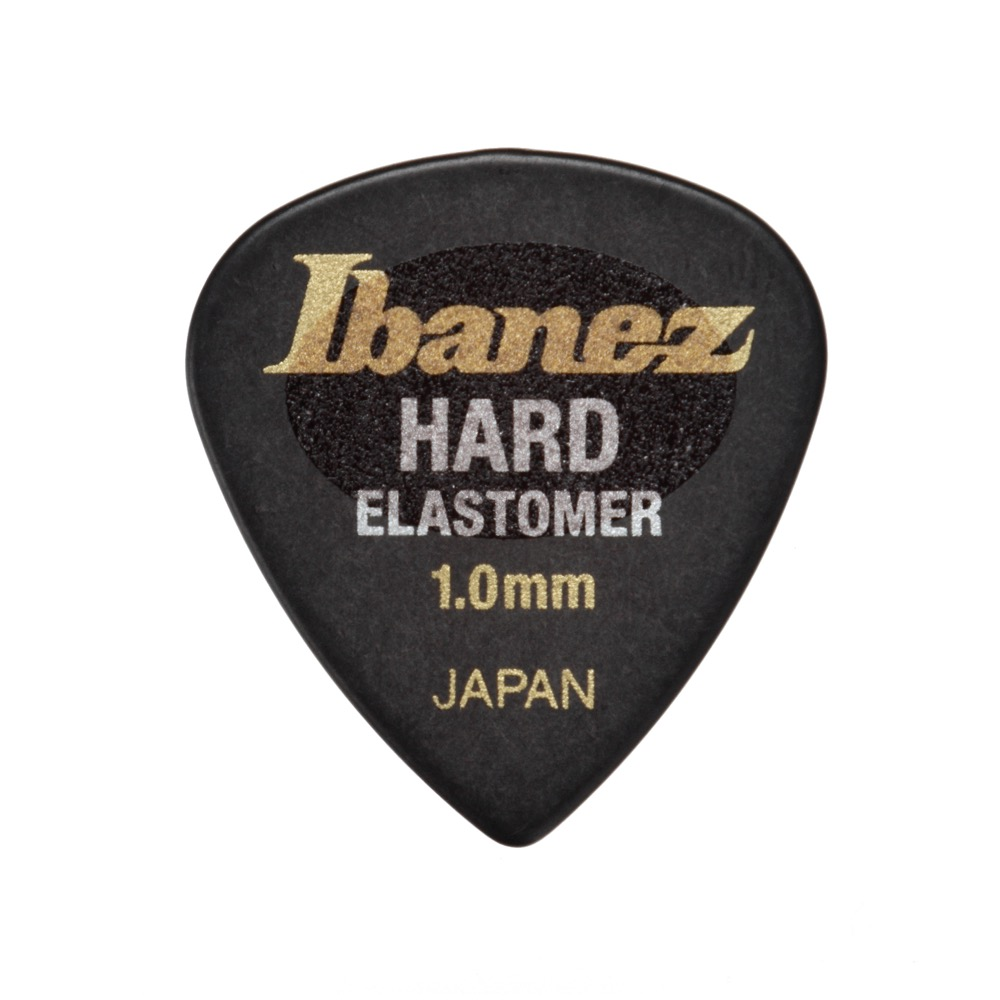 IBANEZ EL16HD10S-HBK HARD 1.0mm ギターピック