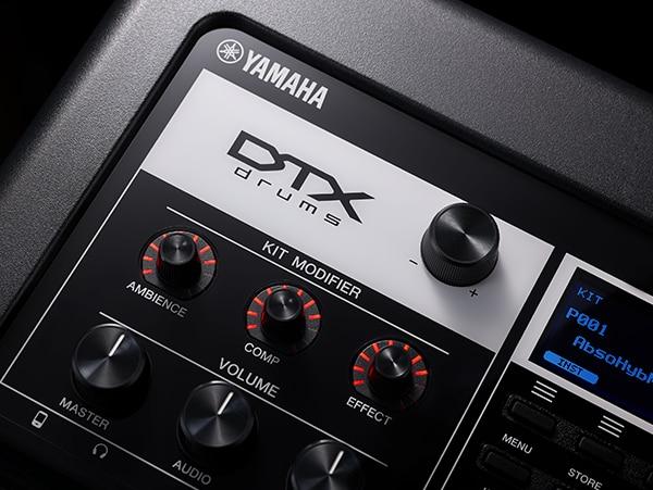 YAMAHA 電子ドラム新商品 DTX6シリーズ登場!一足先に触ってみた!