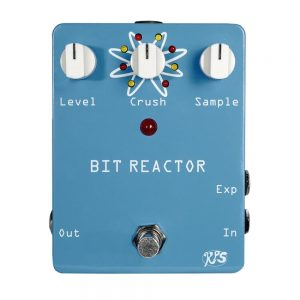 RPS Effectsからギターサウンドをファミコン風8ビットサウンドに変換出来るエフェクター「BIT REACTOR」発売開始