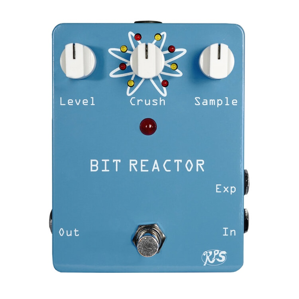 RPS Effects BIT REACTOR ギターエフェクター