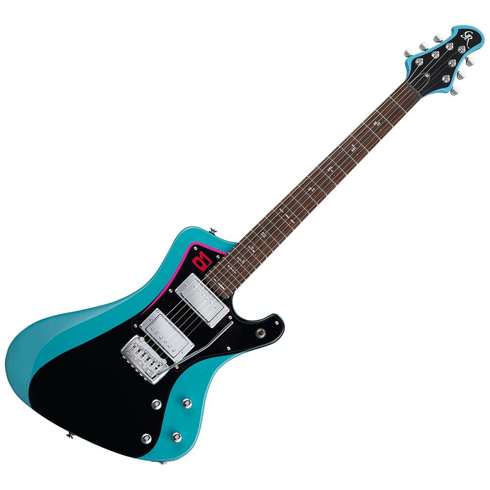 GrassRoots(グラスルーツ) G-STREAM-Miku 初音ミクモデル エレキギター