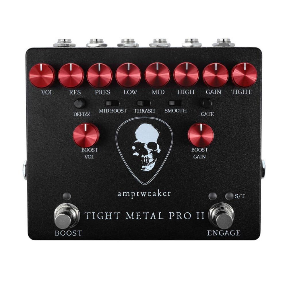 Amptweaker Tight Metal Pro II ディストーション ギターエフェクター