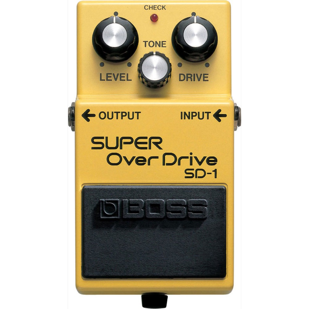 BOSS SD-1 Super Over Driveの画像