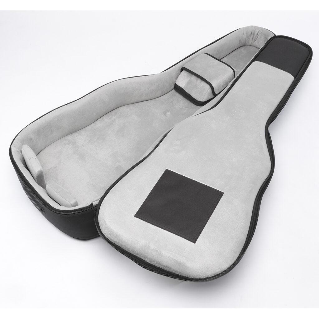 IBANEZ IAB924R-BK アコースティックギター用ギグバッグ ケース内部画像