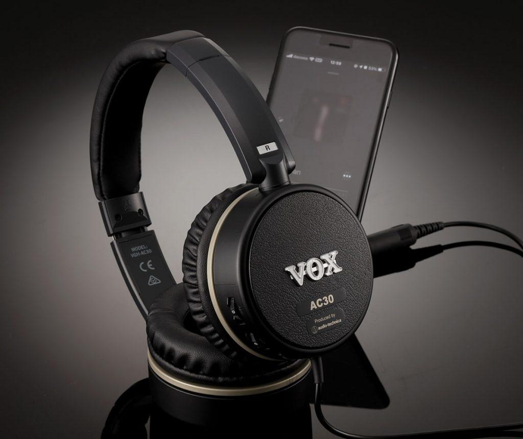 VOX VGH-AC30使用イメージ画像
