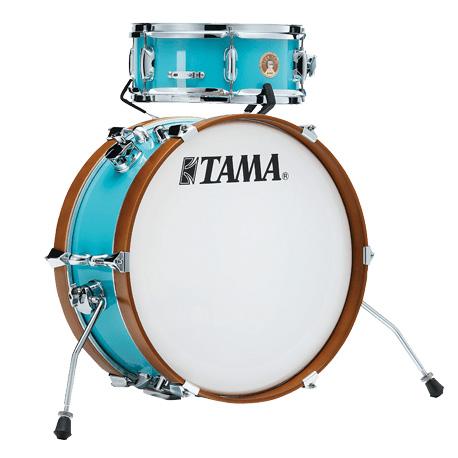 TAMA CLUB-JAM MINI KITに新色アクアブルーが登場!