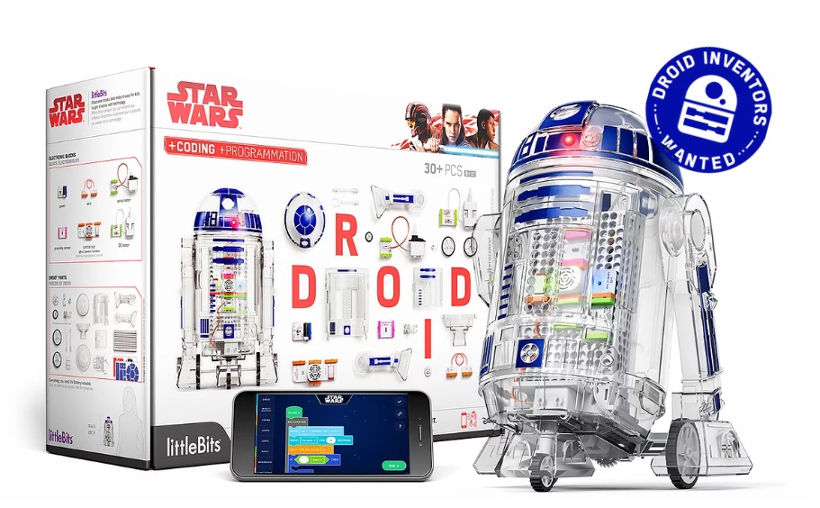 littleBits DROID INVENTOR KIT パッケージイメージ画像