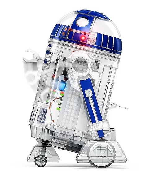 littleBits DROID INVENTOR KIT 横からの画像