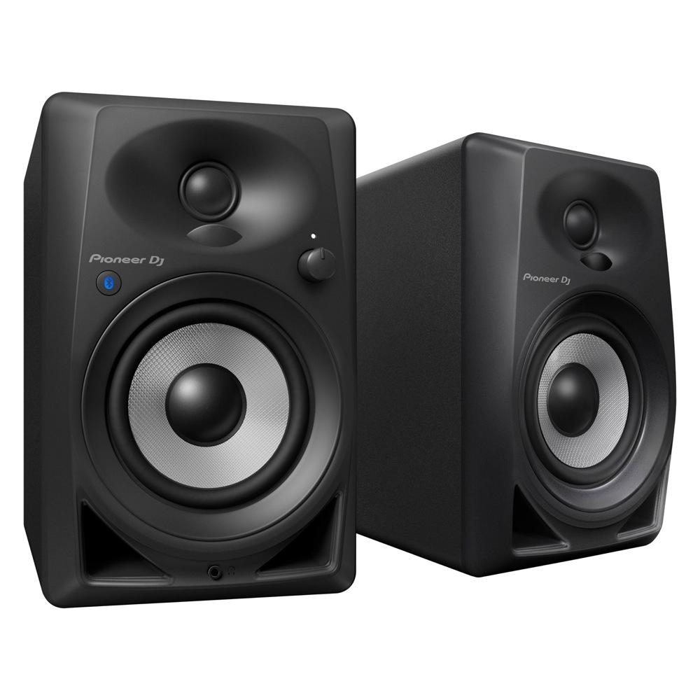 Pioneer DJ DM-40BT Black Bluetooth搭載 パワードモニタースピーカーの画像