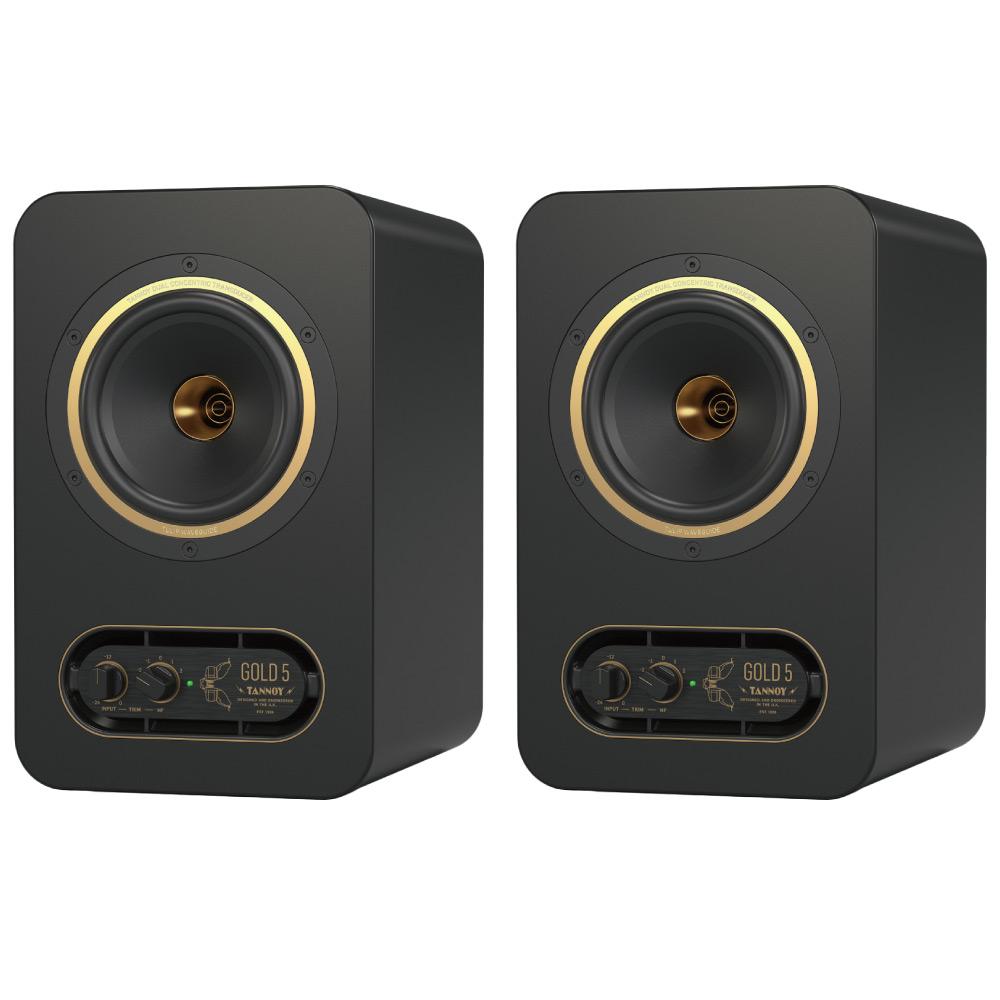 TANNOY GOLD 5 モニタースピーカー2本セットの画像