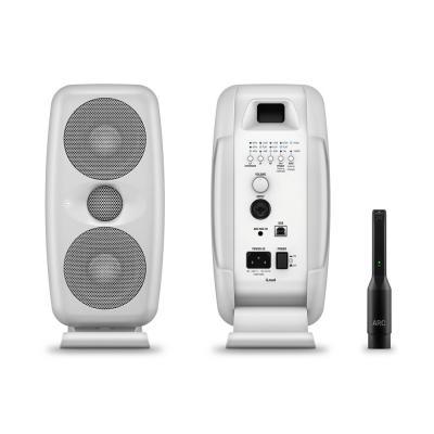 IK Multimedia iLoud MTM White モニタースピーカー2本セットの画像