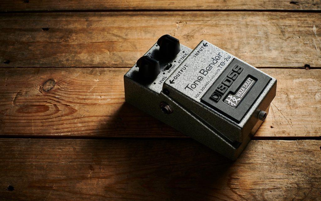 BOSS TB-2W Tone Bender ファズ ギターエフェクターの画像