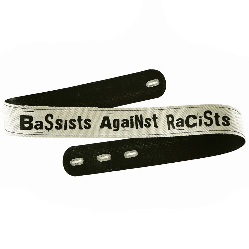 Flame2Fame Bassists against Racists Pearl