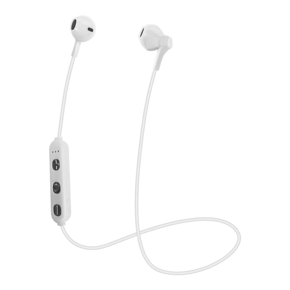 たのしいかいしゃ Bluetoothワイヤレスイヤホン インナーイヤー型 ホワイト TA-BT3 WH